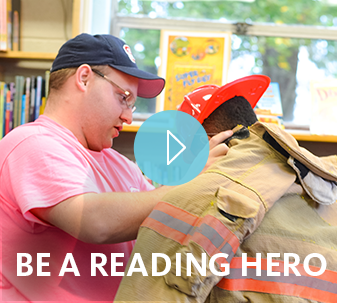 Be A Reading Hero