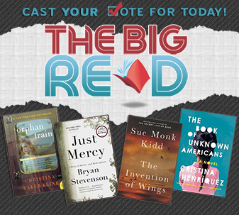 Vote for the Next Big Read