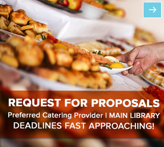 Catering Request for Proposal