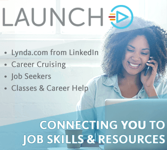 Launch - Connecting you to job skills & resources