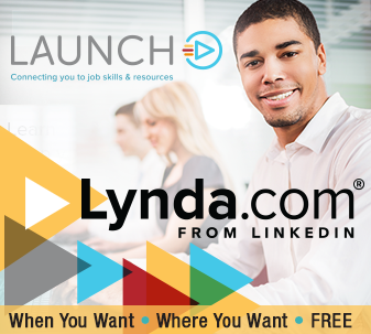 Lynda.com from LinkedIn - Connecting you to job skills and resources