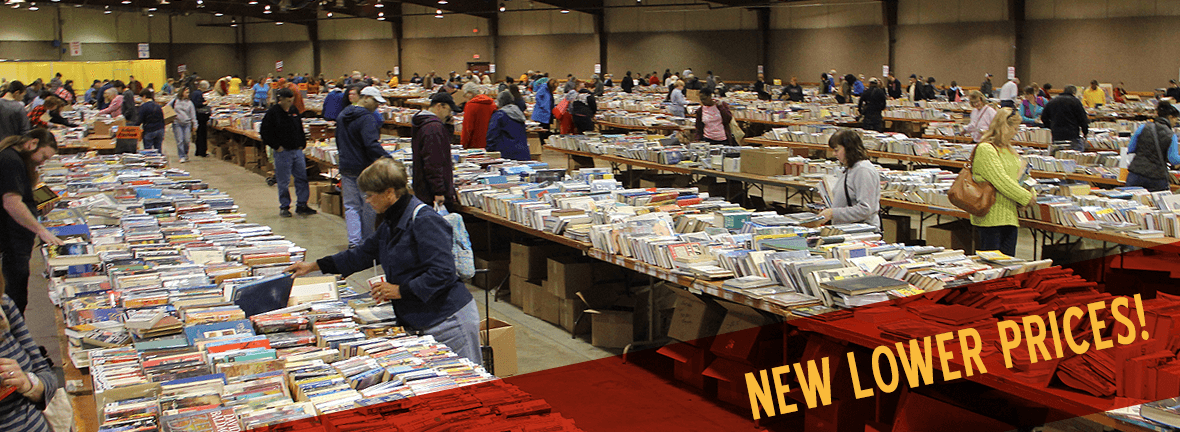 Big Fall Booksale!