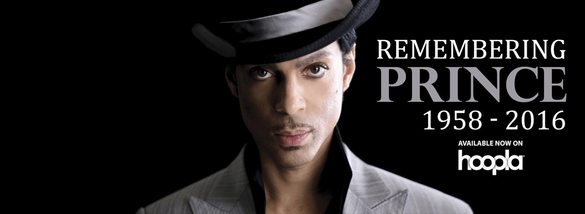 Free access to Prince music